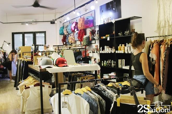 Chung cư cũ Sài Gòn hút khách thuê kinh doanh 5