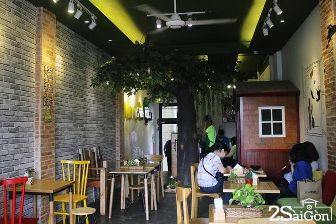 Chung cư cũ Sài Gòn hút khách thuê kinh doanh 6
