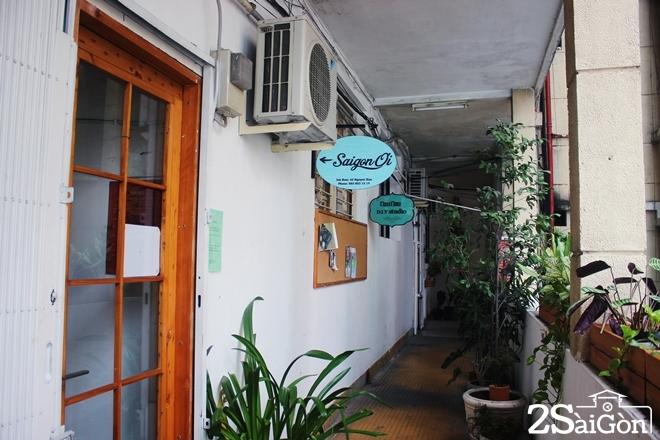 Chung cư cũ Sài Gòn hút khách thuê kinh doanh 8