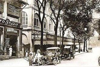 Con đường được mệnh danh 'cuống rốn' của Sài Gòn xưa 1