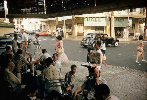 Đại Cathay - trùm giang hồ Sài Gòn xưa 2