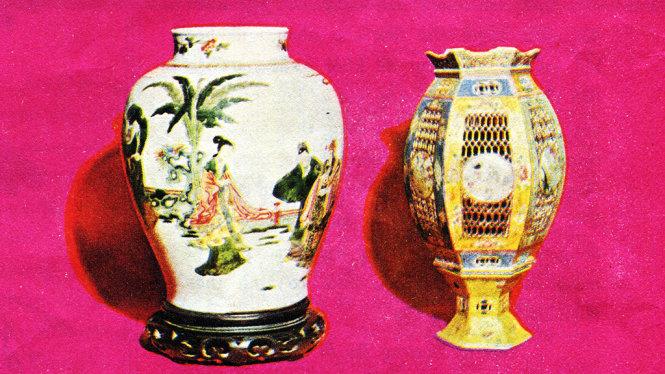 Đồ cổ Sài Gòn hơn nửa thế kỷ trước giờ còn đâu 4