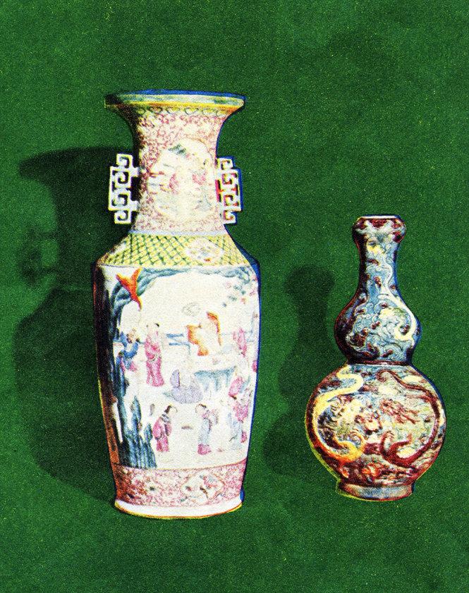Đồ cổ Sài Gòn hơn nửa thế kỷ trước giờ còn đâu 7
