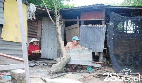 Giữa trung tâm Sài Gòn: Đi chăn trâu, chăn bò kiếm... tiền tỉ 4
