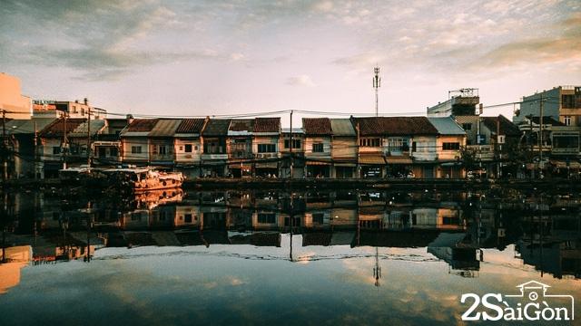 Khám phá 6 nơi ngắm hoàng hôn Sài Gòn khác lạ qua camera smartphone 1