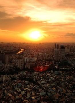 Khám phá 6 nơi ngắm hoàng hôn Sài Gòn khác lạ qua camera smartphone 3