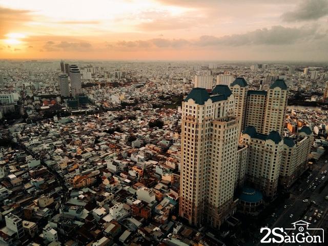 Khám phá 6 nơi ngắm hoàng hôn Sài Gòn khác lạ qua camera smartphone 4