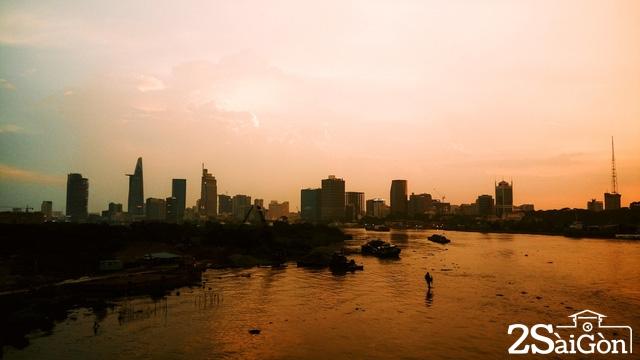 Khám phá 6 nơi ngắm hoàng hôn Sài Gòn khác lạ qua camera smartphone 5