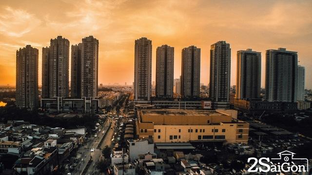 Khám phá 6 nơi ngắm hoàng hôn Sài Gòn khác lạ qua camera smartphone 6