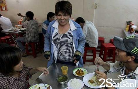 Lòng tử tế từ quán cơm cô Hương