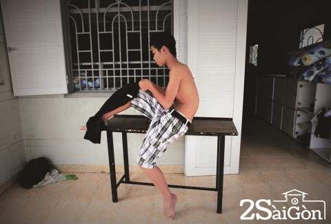 ngắm nhìn khoảnh khắc cuộc sống của những em nhỏ mồ côi giữa Sài Gòn 6