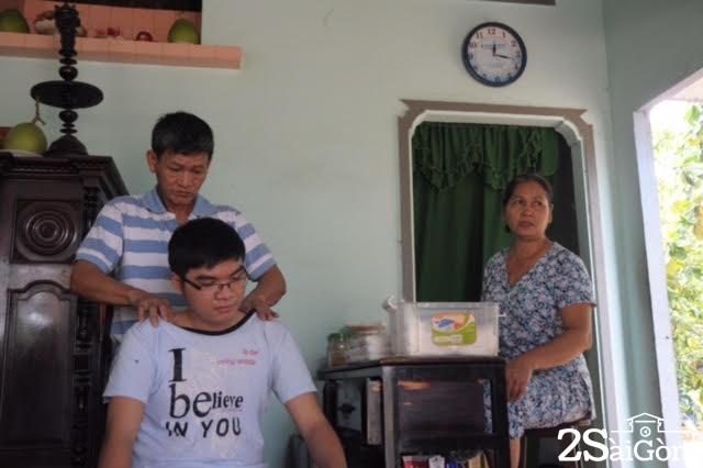 Người thương binh hơn 30 năm chữa bệnh miễn phí ở Sài Gòn 10