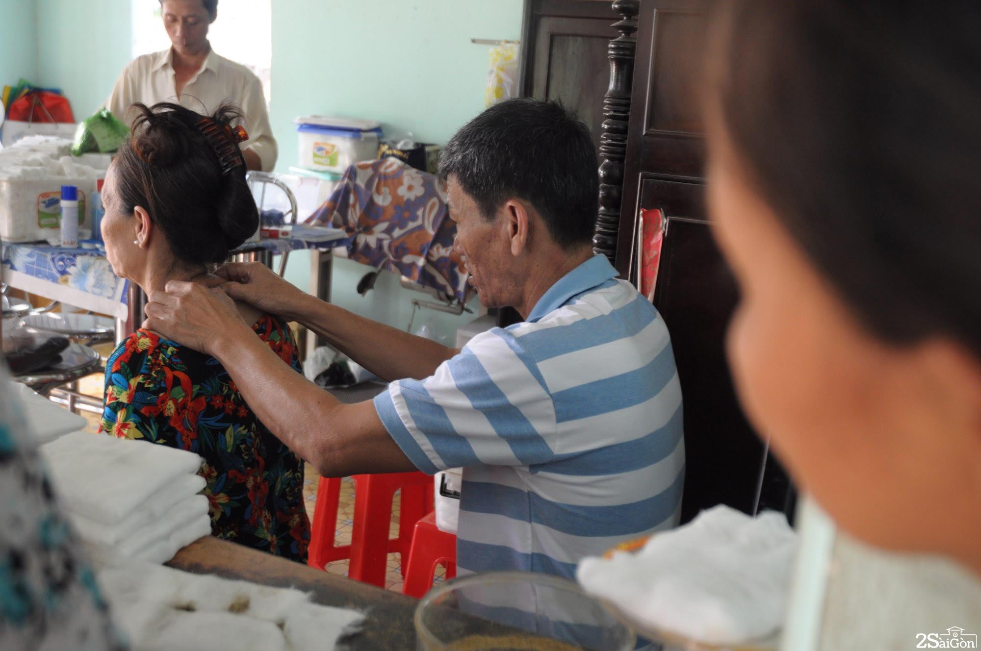 Người thương binh hơn 30 năm chữa bệnh miễn phí ở Sài Gòn 11
