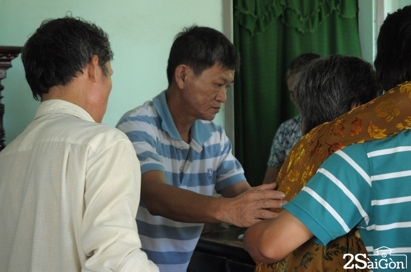 Người thương binh hơn 30 năm chữa bệnh miễn phí ở Sài Gòn 12