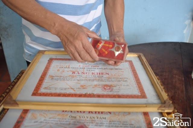 Người thương binh hơn 30 năm chữa bệnh miễn phí ở Sài Gòn 14