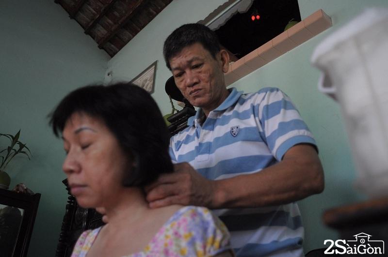Người thương binh hơn 30 năm chữa bệnh miễn phí ở Sài Gòn 5