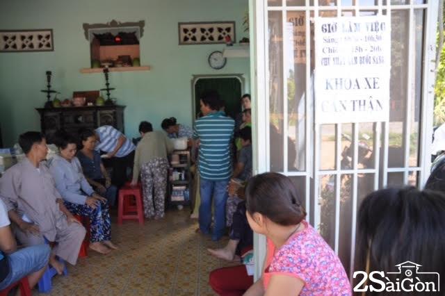 Người thương binh hơn 30 năm chữa bệnh miễn phí ở Sài Gòn 8