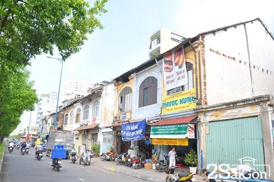 Nhà cổ ở Sài Gòn: Đi không nỡ, ở không yên