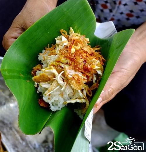 Những gánh xôi xuyên thế kỷ ở Sài Gòn 3