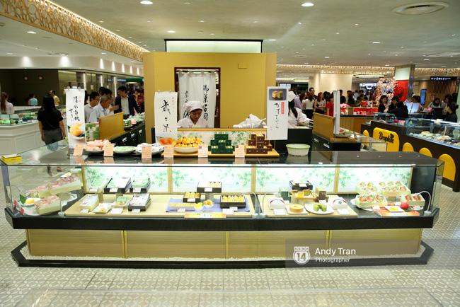 Những món ăn được check in nhiều nhất tại Takashiyama 1