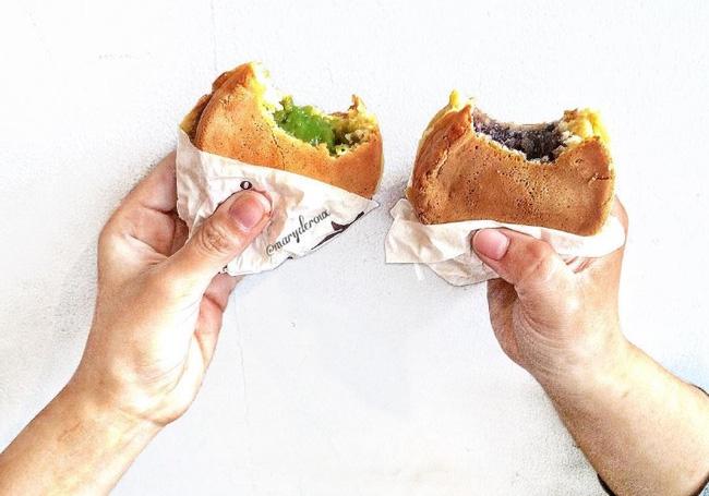 Món bánh Maccha đậu đỏ cực ngon của Nhật Bản hiện đang được rất nhiều bạn yêu thích. Ảnh: maryderoux