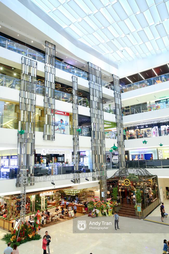 Có gì ở Takashimaya - trung tâm thương mại hot nhất Sài Gòn 10