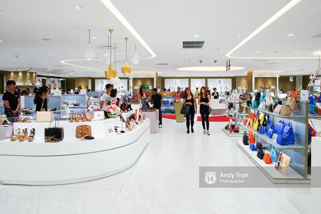 Có gì ở Takashimaya - trung tâm thương mại hot nhất Sài Gòn 19