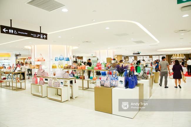 Có gì ở Takashimaya - trung tâm thương mại hot nhất Sài Gòn 22