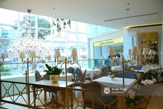 Có gì ở Takashimaya - trung tâm thương mại hot nhất Sài Gòn 24