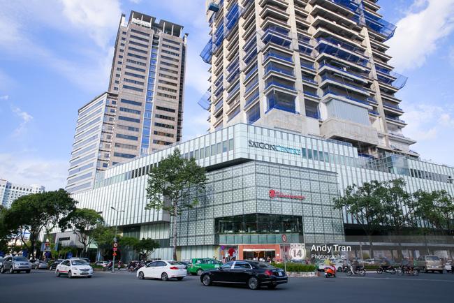 Có gì ở Takashimaya - trung tâm thương mại hot nhất Sài Gòn 3
