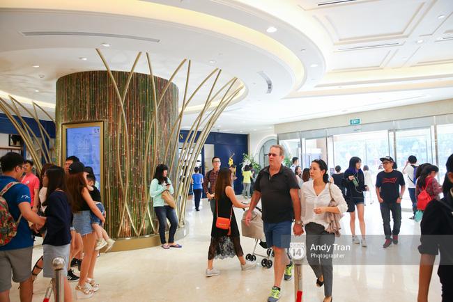 Có gì ở Takashimaya - trung tâm thương mại hot nhất Sài Gòn 4