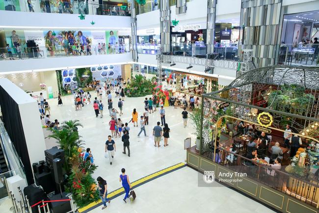 Có gì ở Takashimaya - trung tâm thương mại hot nhất Sài Gòn 7