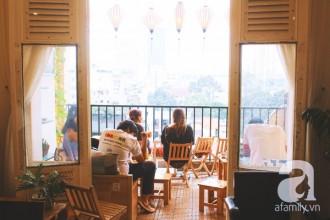 Tất tật quán cà phê đẹp ngất ngây trong chung cư hot nhất phố đi bộ 21