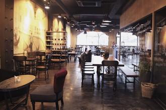 Teemay Coffee – Phong cách Châu Âu giữa lòng Sài Gòn 1