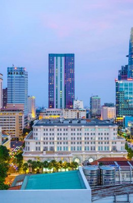 Thành phố thông minh người dân được gì ?