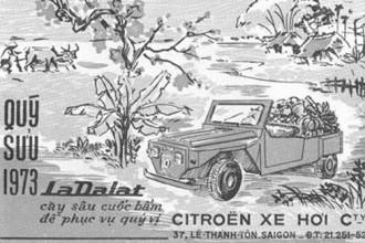 Thú chơi ô tô của người Sài Gòn xưa 2