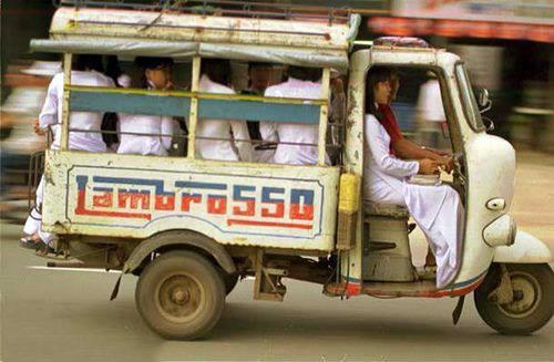 Xe công cộng của người bình dân Sài Gòn xưa 1