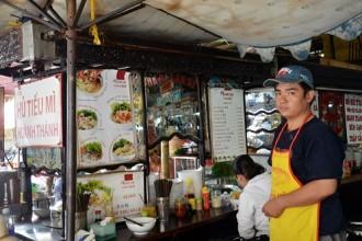Xe hủ tiếu lâu đời bậc nhất Sài Gòn 1