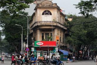 Biệt thự 4 mặt tiền của đại gia Sài Gòn xưa 1