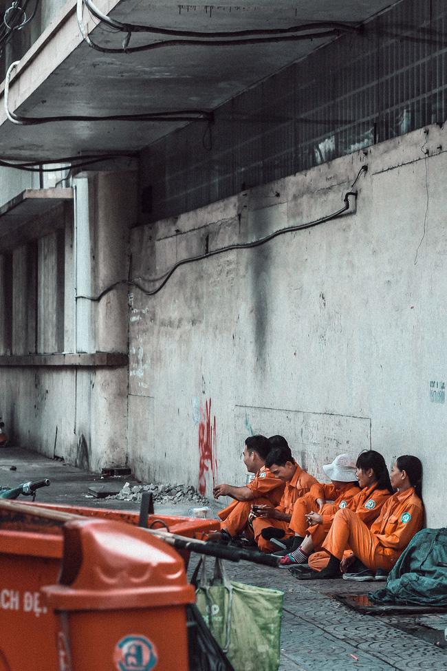 Có một Sài Gòn xinh xắn, bình yên qua ống kính Instagram của 4 bạn trẻ 9