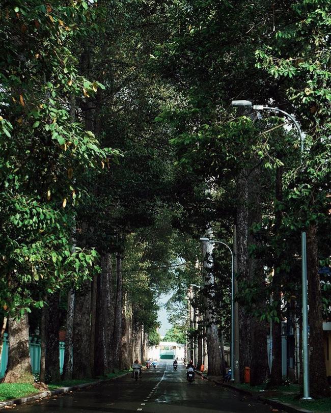Có một Sài Gòn xinh xắn, bình yên qua ống kính Instagram của 4 bạn trẻ 14