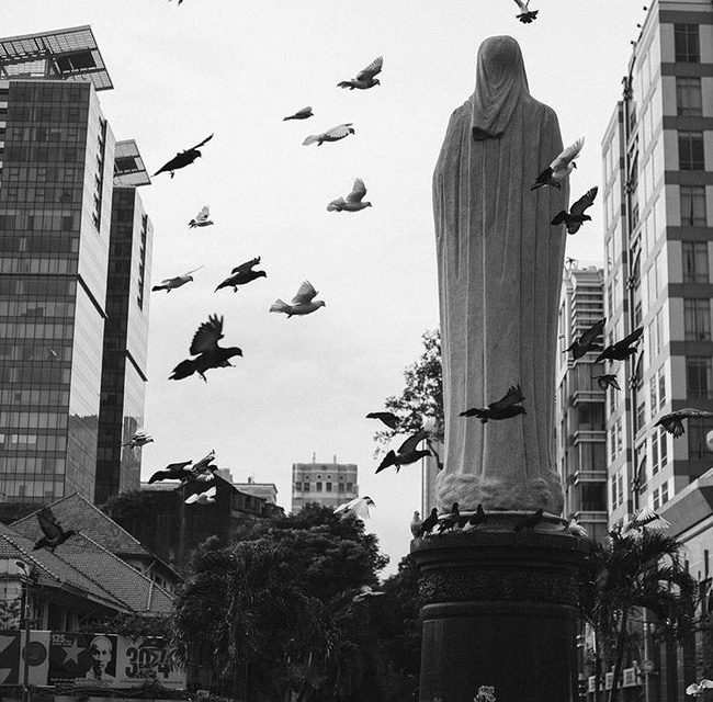 Có một Sài Gòn xinh xắn, bình yên qua ống kính Instagram của 4 bạn trẻ 27