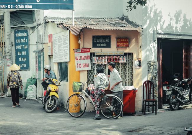 Có một Sài Gòn xinh xắn, bình yên qua ống kính Instagram của 4 bạn trẻ 4