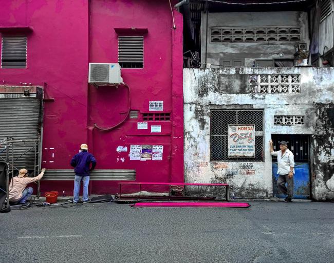 Có một Sài Gòn xinh xắn, bình yên qua ống kính Instagram của 4 bạn trẻ 6