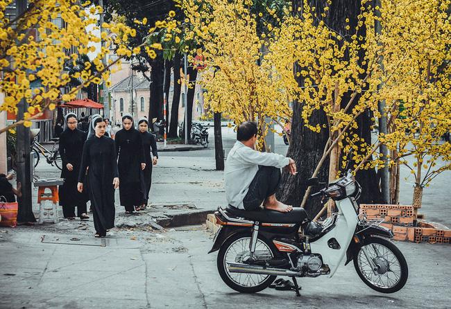 Có một Sài Gòn xinh xắn, bình yên qua ống kính Instagram của 4 bạn trẻ 8