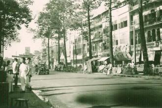 Năm 1974, đường Hoàng Sa và Trường Sa ở Sài Gòn 2