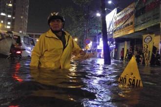 Mưa là ngập, 2 thành phố  đầu tàu nên học kinh nghiệm Đà Nẵng