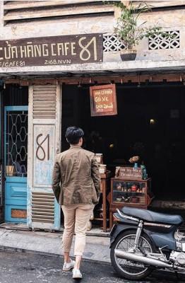 Những quán cà phê retro đậm không khí hoài cổ ở Sài Gòn 1