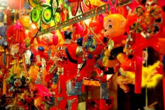 Phố lồng đèn Sài Gòn rực rỡ đón Trung thu 3