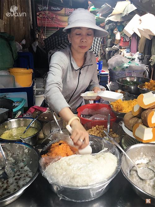 Hàng chè Campuchia giữa lòng Sài Gòn từng khiến nhiều người chỉ ăn sẽ một lần không thể quên.